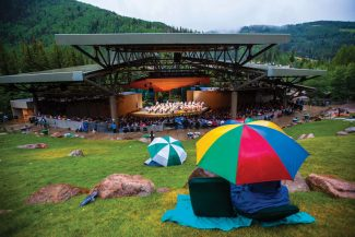 Happy New Year from the Bravo Vail Valley Music Festival. We hope 2013 brings you health, happiness and many musical memories. We are busy planning Bravo's 2013 season, June 27 - Aug. 1, and we can't wait for the sounds of the Dallas Symphony Orchestra, The Philadelphia Orchestra and the New York Philharmonic fill the air of the Gerald R. Ford Amphitheater. Enjoy New Year's Day — we hope to see you this summer! For more information, visit www.vailmusic.org.