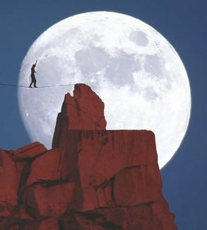 """Special to the Daily""""Moonwalk,"""" 3:44 minutes; 2012"""