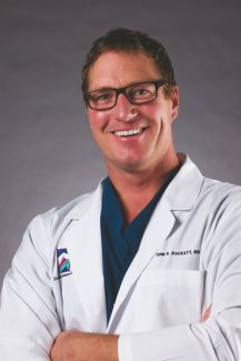 Special to the DailyJack AffleckDr. Tom Hackett is an orthopeadic surgeon at the Steadman Clinic in Vail and a researcher at Steadman Philippon Research Institute. He is also the team physician for the U.S. Snowboard team as well as a medical consultant to the Colorado Rockies.