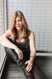 """Special to the DailyDar Williams wrote her first song at age 11. """"It had two verses and a chorus, so it was a solid song. I performed it at summer camp,"""" WIlliams said. Life has come full circle, and now her son, age 8, is writing his first song called """"Let's Get This Show On the Road."""""""