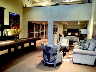 Special to the DailyThe Vail Design Center recently opened its showroom in Edwards.