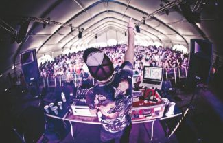 Special to the DailyNo stranger to Colorado, MartyParty has played venues like the 4,500-person Fillmore Auditorium in Denver as half of the production duo PANTyRAID. He performed in Avon at the SnowBall music festival last year.