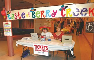 Special to the DailyAdmission to the Taste of Berry Creek is free. You can purchase tickets for food and for the children's play area at the door.