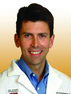Special to the DailyDr. Rick Cunningham is an orthopaedic specialist with Vail Summit Orthopaedics. He specializes in ACL reconstruction, sports injuries to knee and shoulder, partial and total knee replacement.
