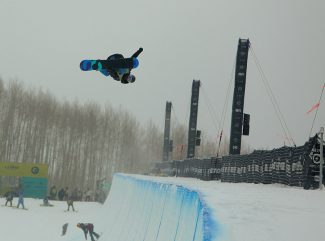 BUSO halfpipe trick DT 2-27-13