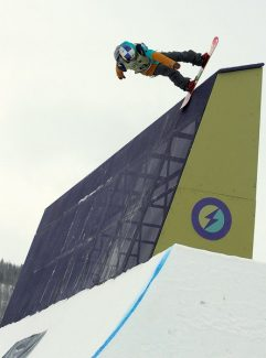 BUSO Slopestyle Practice 1 DT 2-26-13