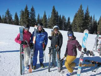 Hey, it's time to get your tele on. Vail Nordic School is offing its last co-ed telemark workshop Saturday, March 2, from 9 a.m. to 3:30 p.m. Please check in by 8:30 a.m. at the Golden Peak lodge Nordic desk. All levels, all fun. To learn more and get your pre-registration discount, call Joe at 970-754-4390. Hope to see you Saturday.
