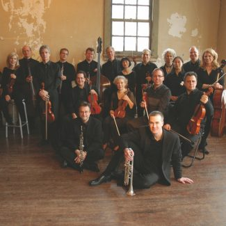 Special to the DailyThe Orpheus Chamber Orchestra visits the Vilar Center on Wednesday.