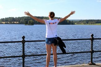 Special to the DailyBattle Mountain grad Britney Brown has been in Lindesberg, Sweden for almost eight months playing professional volleyball. She has been able to travel all over Europe, learn a new language and experience new cultures.