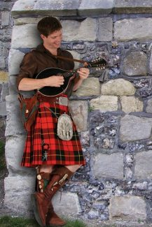 Special to the DailyMusician Matthew Gurnsey brings his Irish and Scottish music to the Vail Public Library on Wednesday.
