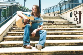 Special to the DailySJ is an international award winning and U.S. Top 10 radio charting acoustic singer-songwriter, and business/entertainment lawyer. In 2009, SJ left his law career to pursue music.