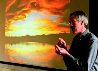 Randy Wyrick | rwyrick@vaildaily.comColorado State Climatologist Nolan Doesken says Colorado has had drought patterns for hundreds of years. He says it's difficult if not impossible to predict how long the current drought pattern will last.
