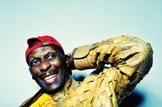 """Special to the DailyLongtime reggae artist - we're talking 50 years - Jimmy Cliff won a Grammy award for best reggae album in February for his CD """"Rebirth."""""""