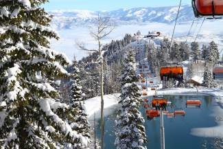 Canyons Resort Special to the Daily