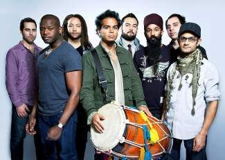 "Red Baraat is an eight-piece ""party band"" from Brooklyn, which makes its local debut July 31 at Jazz @ Vail Square."