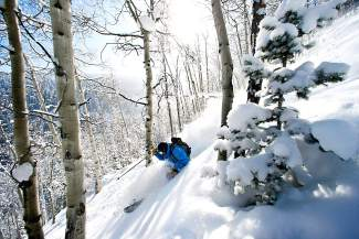 BEAVER CREEK: ON THE MOUNTAIN — Beaver Creek Resort got 307 inches, or 25.58 feet, of snow this season, including 64 snowy days, which equates to more than 2 months' worth of powder days.