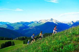 Vail Mountain has opened a significant amount of trails for summer hiking and biking. Extended evening gondola hours Thursday through Saturday also began this week.