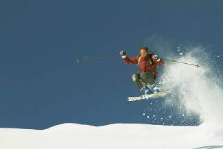 Jeff Olson is a two-time Olympian, three-time national champion and Pan American Gold Medalist in alpine skiing. He speaks in Vail Friday.
