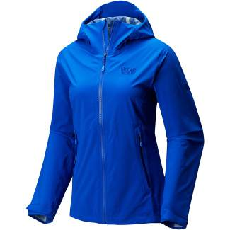 Mountain Hardwear Stretch Ozonic Jacket, women's ($200, Ptarmigan Sports).