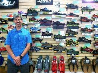 Dan Brewster is owner of Haute Route Gear & Apparel, which specializes in trail running, hiking, AT and ski mountaineering.