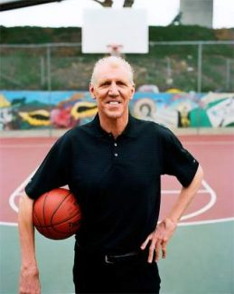 Basketball Hall of Famer Bill Walton will be on the Colorado-Eagle River Ride course, riding the 42 mile route. After completing his basketball career, Walton became an avid cyclist.