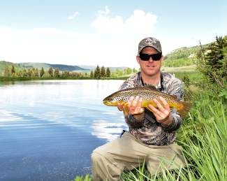 Mountain games fly fishing a prelude to world for Fly fishing team usa