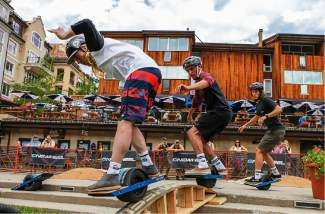 Race for the Rail moves from Vail to Northstar