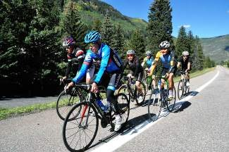 The Vail Living Well Forum will include a ride with pro cyclist Freddie Rodriguez. The even will take place Sept. 11-13 in Vail.