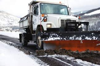 Crews are hard at work keeping roads clear during the current storm cycle. The Colorado Avalanche Information Center says we can expect 10 inches through Sunday night.