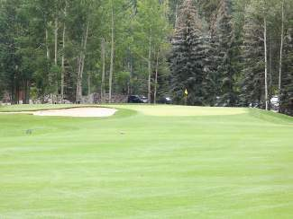 RIP — 18th Hole — Vail Golf Course —1962 to 2013