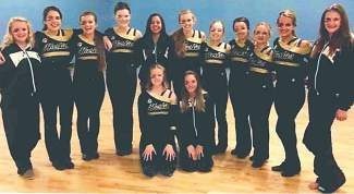The Battle Mountain High School Dance Team is having a garage sale at Battle Mountain High School on Saturday, Oct. 19, from 9 a.m. to noon! Proceeds help fund the girls' National Dance Competition trip in the spring.