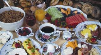 Sonnenalp Hotel in Vail is continuing its $20.13 Ludwig's Breakfast Buffet special for a limited time. Enjoy a full European buffet with healthy, local and organic ingredients. Call 479-5429 for more information on the buffet or other menu items.