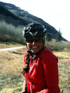 Happy ... yappy ... birthday, Geline! From, all of your Vail Valley family.