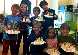Looking for a connection with other parents raising Jewish children?  Announcing a new program just for you from Congregation B'nai Vail, a liberal and inclusive community. Mountain Chai Tots will have its first meeting Sunday, Dec. 8, from 11:45 a.m. to 1 p.m. at the Edwards Interfaith Chapel. Activities will include baby and toddler playtime, singing and dancing, Jewish learning and time for parents to get to know each other.