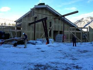 "Community members are invited to a ""Topping Off"" ceremony at the Minturn Fitness Center to celebrate a monumental milestone in its construction — the placement of a tree atop the highest beam. Join the town of Minturn and Ski & Snowboard Club Vail at 3 p.m. on Friday, Dec. 20, at Maloit Park in Minturn adjacent to the Vail Ski & Snowboard Academy campus as they celebrate huge progress in this collaborative effort."