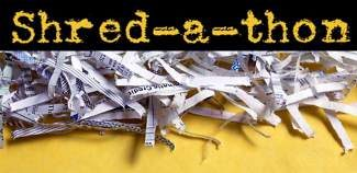Prevent identity theft! And, help the Colorado flood victims! Join us for a shred-a-thon on Oct. 26 from 10 a.m. to 2 p.m. at the Edwards Interfaith Chapel to shred your unwanted paper documents! All funds raised will go to disaster relief for the flood victims of the Front Range. We will have a shredding truck on site to destroy your documents. Shred unwanted pay stubs, billing statements, canceled checks, personal files and other confidential information. A minimum $5 donation is requested. Thanks to Andy Clark, of Alliance Record Services, for providing the shredding services. And, we appreciate the generous grant from Thrivent Financial to make this event possible.
