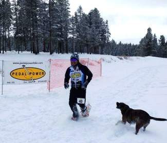It looks like this race has gone to the dogs! The Pedal Power Snowshoe Series will host the third race of the season on Saturday. The Pazzo's-K.O. Holiday 5K & 10K races starts at the Eagle-Vail Pavilion at 10 a.m. and will see some of the best early snow conditions, ever, for this race. It's a great way to start the holidays and earn all those cookies and eggnog. One hundred percent of all proceeds from the series benefits Eagle and Lake county charities. For more information, call Pedal Power Bike Shop at 970-845-0931 or register directly online at pedalpowerbike.com.