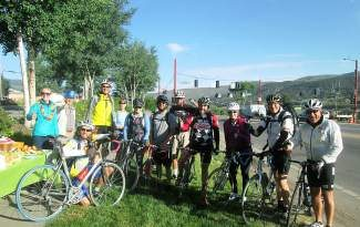 Thank you to the everyone who helped make Colorado Bike Month and Bike to Work Day a success!