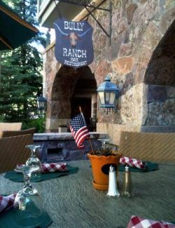Join the Bully Ranch at 2 p.m. sharp on Friday, July 4, to celebrate our liberty and to honor those who have sacrificed to protect it. Ring a bell, cowbell or shake your keys to help us celebrate freedom! The Bully opens at 11 a.m. that day, so stop in after the Vail parade. Call 970-479-5460 for information.