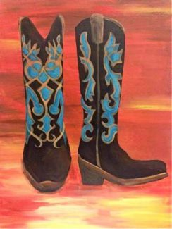 You're invited to Canvas and Cocktails on Thursday, April 23, at 6:30 p.m. at Alpine Arts Center to benefit Roundup River Ranch. We will be painting cowboy boots. Your participation will help provide fun, safe and empowering camp experiences to children with chronic and life-threatening illnesses — completely free of charge thanks to friends like you. For more information, call Shawn Kirschner at 970-748-9983, ext. 101. We hope to see you there!