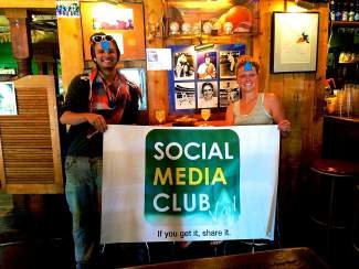 "Franz Rottenbucher, left, and Karly Basara are fed up with Facebook and have turned to margaritas! Join them tomorrow night at ""Dumb, Stupid Facebook,"" a Social Media Clube Vail Happy Hour event hosted at the Minturn Saloon from 4:30 to 6 p.m. All you need to bring is your toughest social media questions! Margaritas and appetizers will be provided."