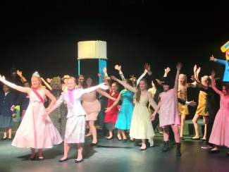"""Come see the Gypsum Creek Middle schoolers performance of """"Hairspray"""" on Thursday. Tickets are available at the door."""