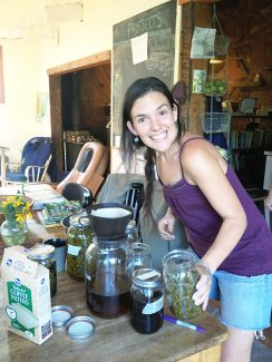 Herbalist and gardener Stephanie Syson will lead a mini workshop teaching how to get the most out of your garden herbs tonight at the CSU Extension office, located at 441 Broadway, Eagle. All students will get to take home a tin of freshly made lavender salve. The program is free and will start at 5:30 p.m. Hope to see you there!