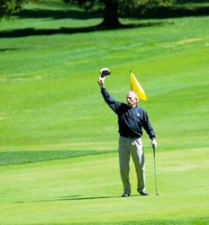 Congratulations to Ben Krueger, Vail golf course designer, builder, former superintendent and golfer extraordinaire who shot a 79 Monday on his 79th birthday!
