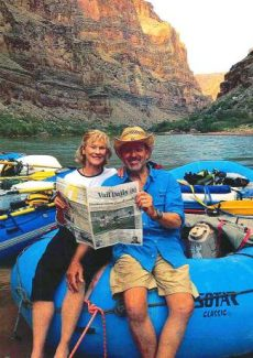 Love in the Grand Canyon
