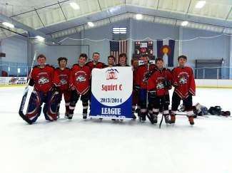 Congratulations to the VEHA Squirt Red Team — you made it to the state championships! Good luck this weekend. Let's do this! Thank you coach Mike, Paul, Troy and Paul for taking us all the way; Way to go, Conal, Xander, Wyatt, Kyler, PJ, Luc, Nolan, Cordry, Drew, Luke and Jake (not pictured).