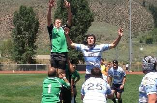 After winning The National Steamboat  Tournament last weekend, the Vail Rugby Club continues its winning streak in the Mountain League to 4 - 0. They're on track to win their fourth consecutive Mountain League Championship.