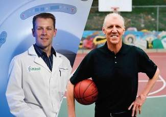 Join Dr. Greg Poulter, Spine Specialist at Vail Summit Orthopaedics and special guest, basketball Hall-of-Famer, Bill Walton at a free educational seminar on the Prevention and Treatment of Back and Leg Pain on Friday at the Shaw Cancer Center Meeting Room, 5 p.m. to 6:30 p.m. Hear Bill Walton's story and learn how he got back into the game of life after years of suffering. Dr. Greg Poulter will speak about innovative spine surgery procedures. RSVP to 800-745-7099 or info@thebetterwayback.org.