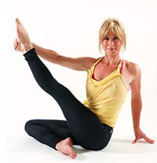 Join Amy Baker to improve your yoga practice on Friday at Dogma Athletica.