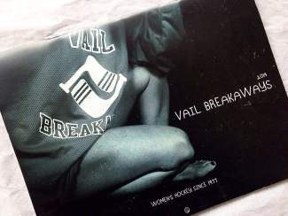 It's back!  Vail Breakaway's Beer Bust is Friday at Garfinkle's from 6 to 8 p.m.  Come support your local women's hockey team.  A $10 ticket gets you beer and $20 includes a team calendar!